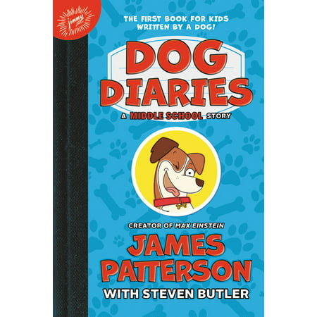Dog Diaries: A Middle School Story (Hardcover) - Funny Halloween Stories Middle School