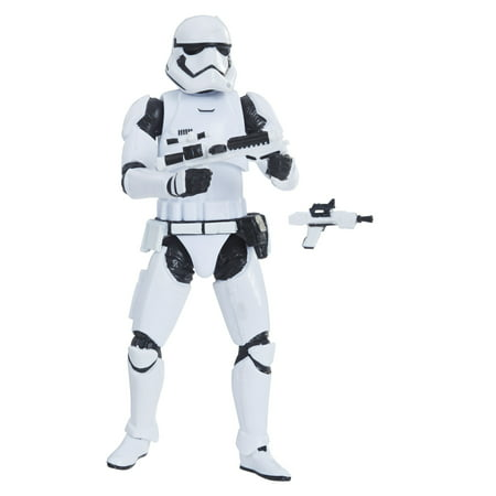 Star Wars The Vintage Collection First Order Stormtrooper 3.75-inch Figure (Star Wars Dog Accessories)