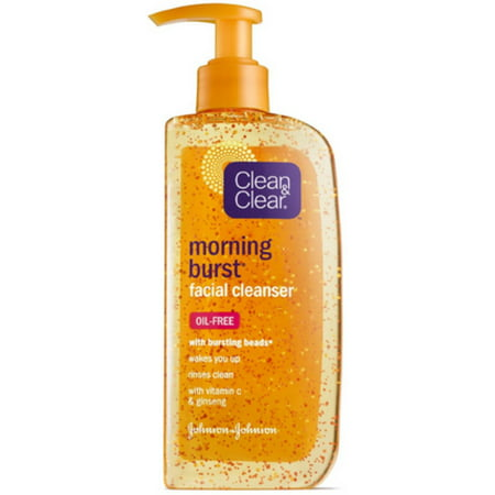 2 Pack - CLEAN & CLEAR Morning Burst Facial Cleanser 8
