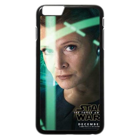 Star Wars The Force Awakens Leia Poster iPhone 6 Plus