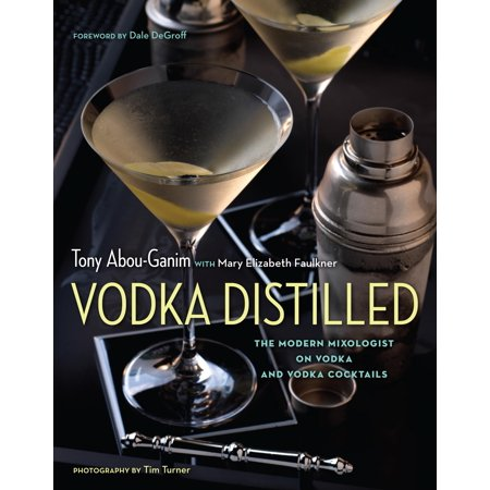 Vodka Distilled: The Modern Mixologist on Vodka and Vodka Cocktails - Simple Halloween Cocktails With Vodka