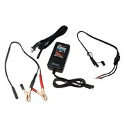 Powersports Lithium Compatible 2Ah Smart Battery Charger and Maintainer
