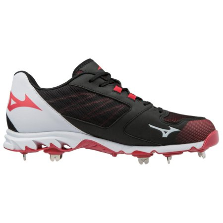 d5a257cde Mizuno 9-Spike Dominant IC Low Mens Metal Baseball Cleat ...
