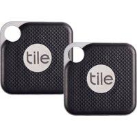 Tile Pro Item Tracker 2-Tiles - Black
