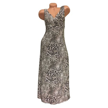 bfa472463a Alfani Intimates Women s Sleepwear Sleeveless Nightgown - Walmart.com