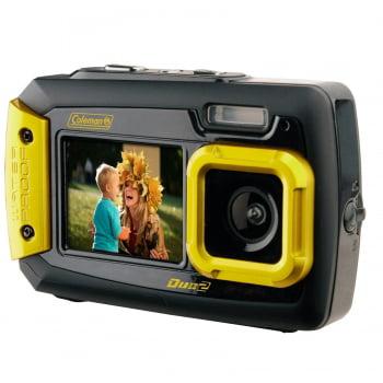 Coleman Duo2 20 MP Waterproof Digital Camera with Dual LC...