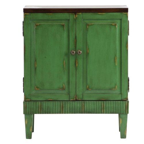 Bloomsbury Market Basey 2 Door Accent Cabinet