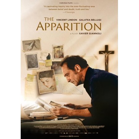 The Apparition (DVD) (Ghostly Apparitions Dvd)