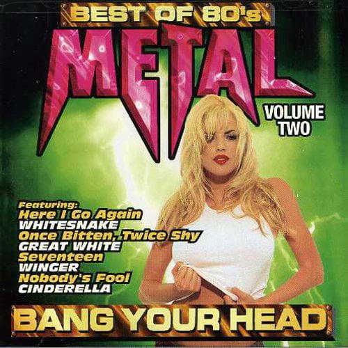 Vol. 2-Best of 80's Metal