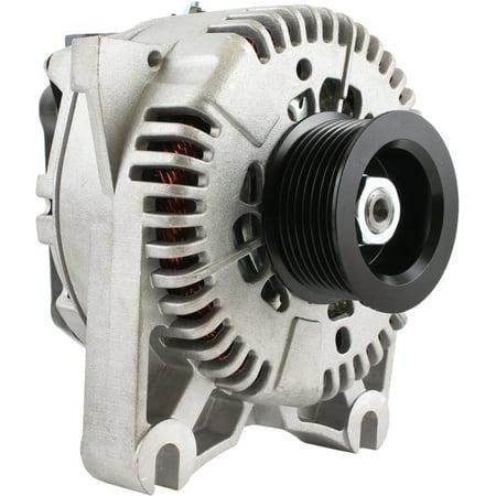 DB Electrical AFD0096 New Alternator For Ford F150 F250 F350 Pickup Series Truck 5.4L 5.4 99 00 01 02 03 04 1999 2000 2001 2002 2003 2004 Lightning 130 Amp 334-2495 1L3T-10300-AB XL3U-10300-AA GL-433