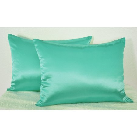 pillow cover cases satin smooth pure silk mulberry case bedding uk
