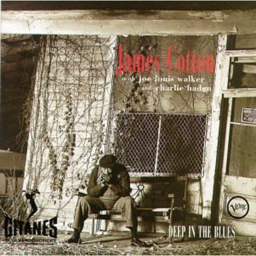 James Cotton - Deep in the Blues [CD]