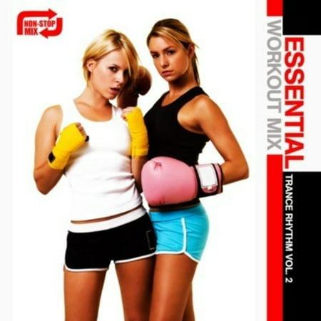 Essential Workout Mix: Trance Rhythm 2 / Various - Halloween Trance Mix