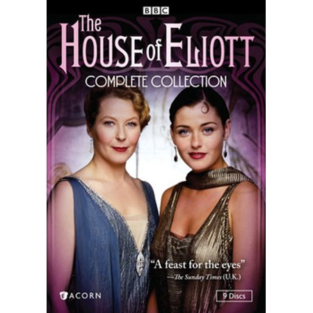 The House of Eliott: Complete Collection (DVD)