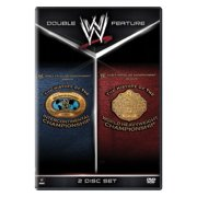 WWE: Champions Collection Double Feature: Intercontinental Championship   World Heavyweight Championship by