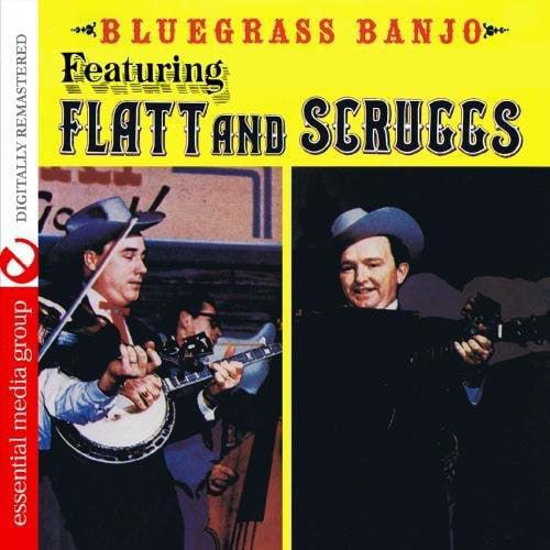 Bluegrass Banjo Bluegrass Banjo Featuring Flatt & Scruggs [CD] by