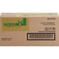 Kyocera Yellow Toner Cartridge (12,000 Yield)