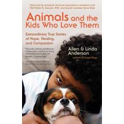 Animals and the Kids Who Love Them - eBook