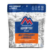 Mountain House Freeze Dried Beef Stroganoff - 2 Servings