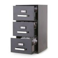 3 Drawer Mini Filing Cabinet