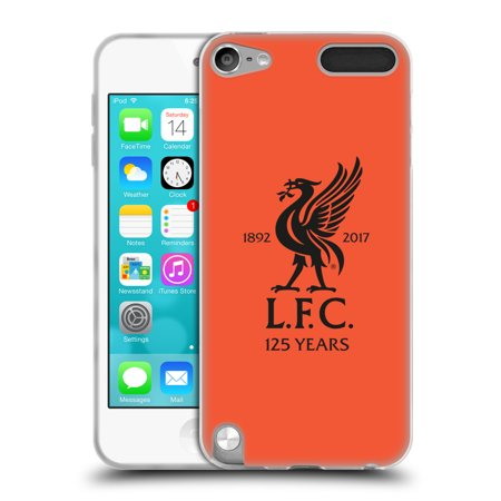 OFFICIAL LIVERPOOL FOOTBALL CLUB KIT 2017/18 SOFT GEL CASE FOR APPLE IPOD TOUCH MP3