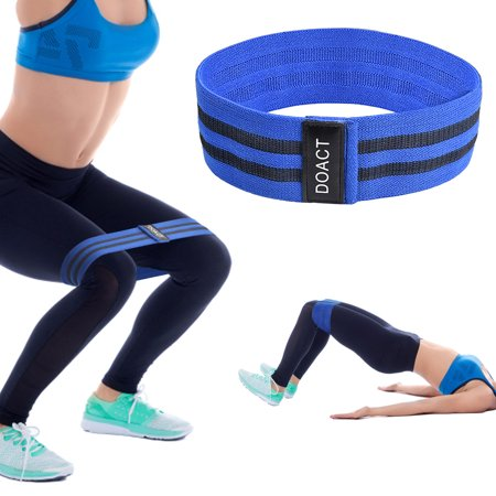 Ashata Squat training hip ring elastic band thigh muscle training belt Yoga sports rally (Best Exercise To Lose Hips And Thighs)