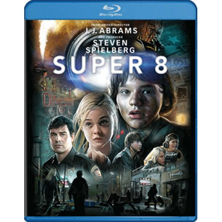 Super Cool Movie - Super 8 (Blu-ray)