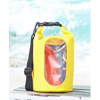 Waterproof Dry Bags ( 5-Liter Yellow )