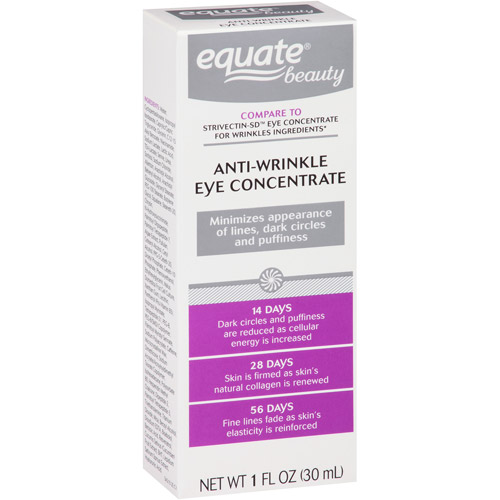 Equate Beauty Anti-Wrinkle Eye Concentrate, 1 fl oz