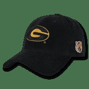 NCAA Grambling State Tigers University Structured Corduroy Baseball Caps Hats