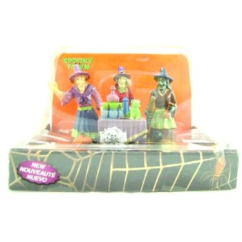 Lemax 23950 POTION TIME SPOOKY TOWN Halloween Decor Witches Table Accent