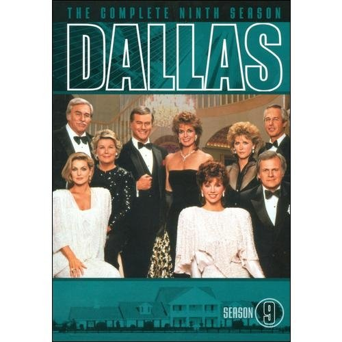 Dallas: The Complete Ninth Season (Full Frame)