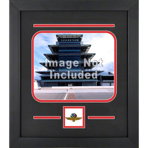 IMS Wing and Wheel 8x10 Horizontal Setup Frame with Team Logo
