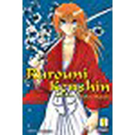 Rurouni Kenshin 1: The Meiji Era's Greatest Swordsman Vizbig Edition