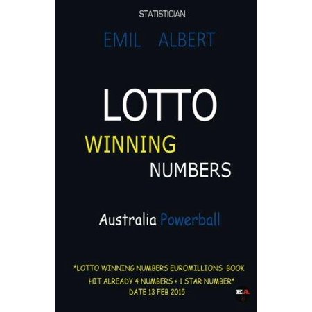 Lotto Winning Numbers Australia Powerball 6 40