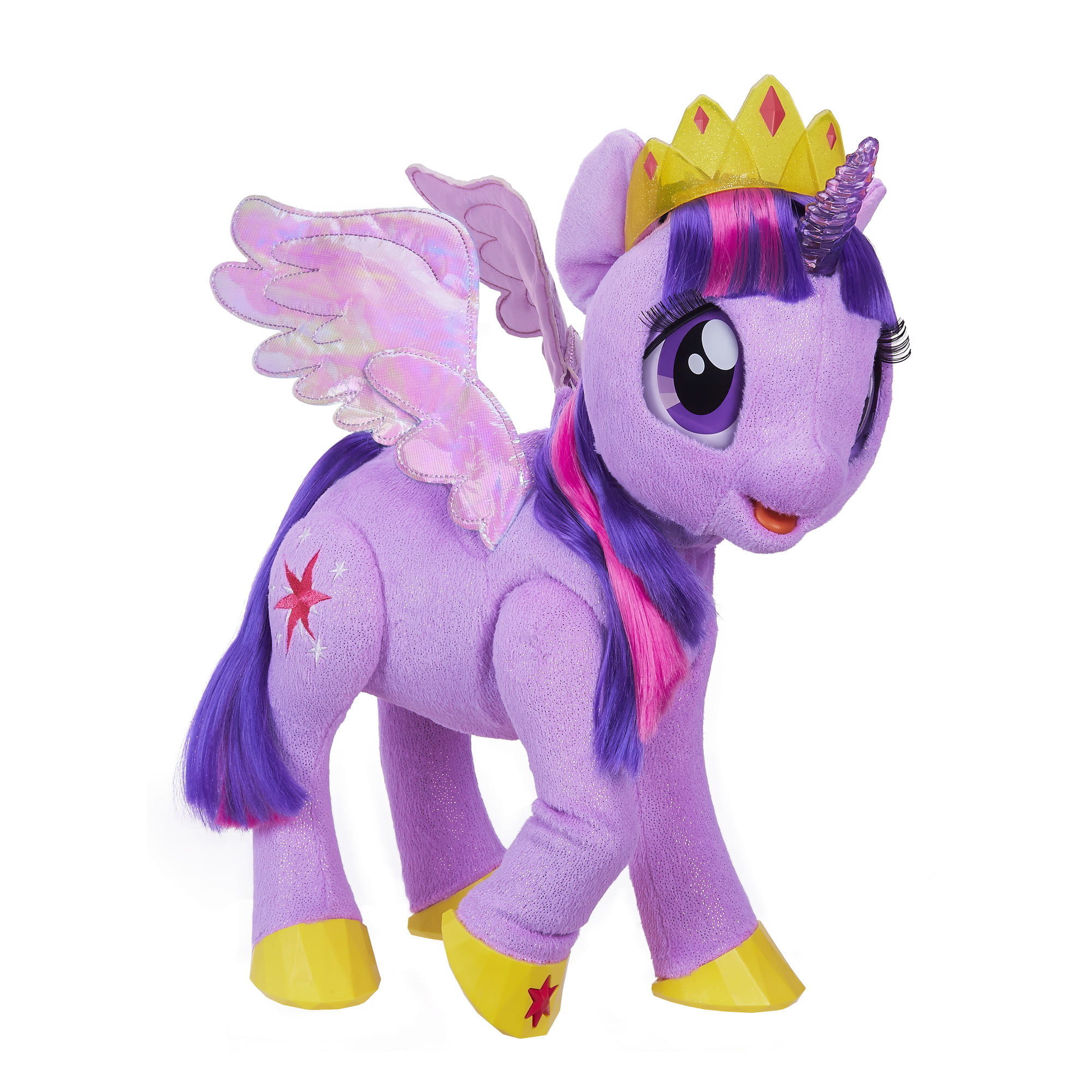 "My Little Pony: The Movie My Magical Princess Twilight Sparkle Singing & Talking 18""... by Hasbro"