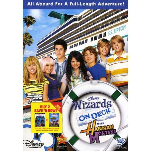 Wizards On Deck With Hannah Montana (Full Frame)