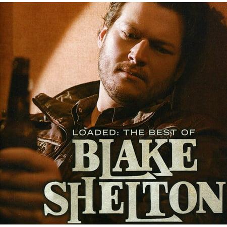 Loaded: The Best of Blake Shelton (CD) - Blake Shelton Halloween