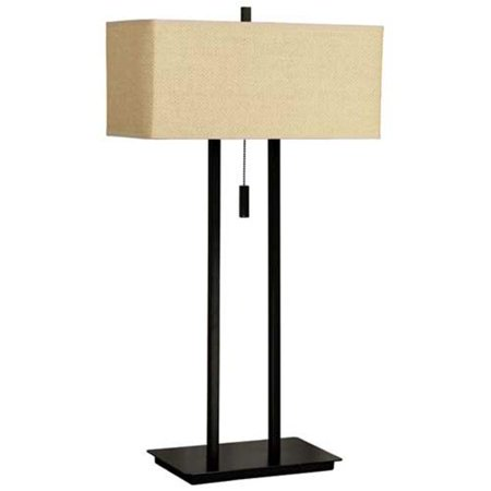 Kenroy Home 30816BRZ Emilio Table Lamp- Bronze Finish - image 1 of 1
