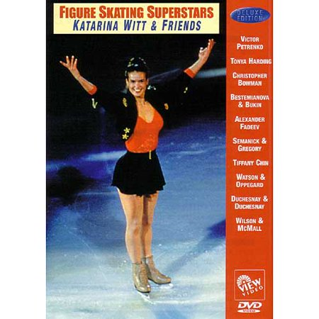FIGURE SKATING SUPERSTARS: Katarina Witt & Friends ()