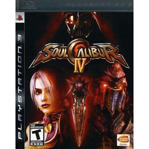 Playstation 3 - Soul Calibur IV