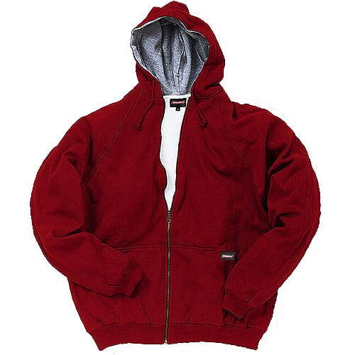 Genuine Dickies Big Men's Thermal Fleece Zip Hoodie
