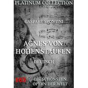 Agnes von Hohenstaufen - eBook