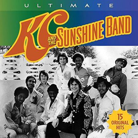 Ultimate Kc   The Sunshine Band  15 Original Hits