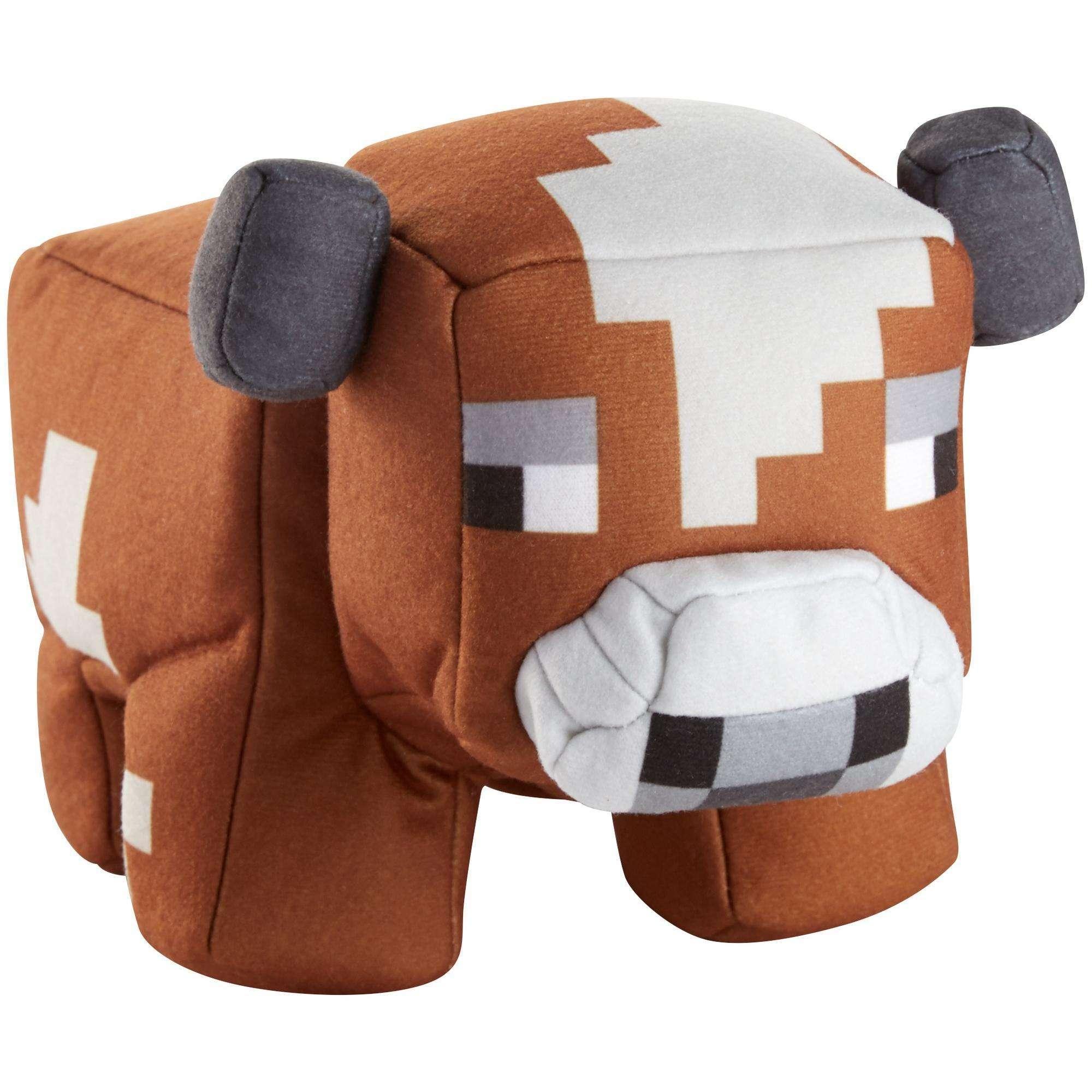 Minecraft Plush Cow