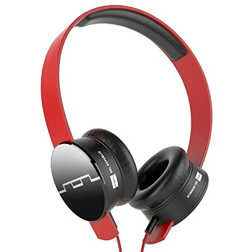 SOL Republic 1211-03 Tracks On-Ear Interchangeable Headph...