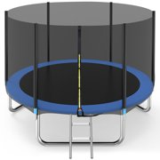 Famistar 10' Trampoline with Safety Enclosure Net