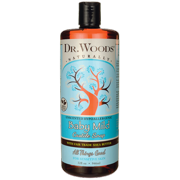 Dr. Woods Baby Mild Castile Soap with Fair Trade Shea Butter-Unscented
