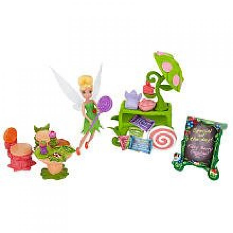 Disney Fairies Tink's Pixie Sweets Cafe