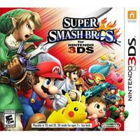 Super Smash Bros., Nintendo, Nintendo 3DS, 045496742904